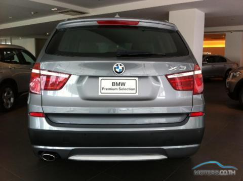 รถมือสอง, รถยนต์มือสอง BMW X3 (2013)
