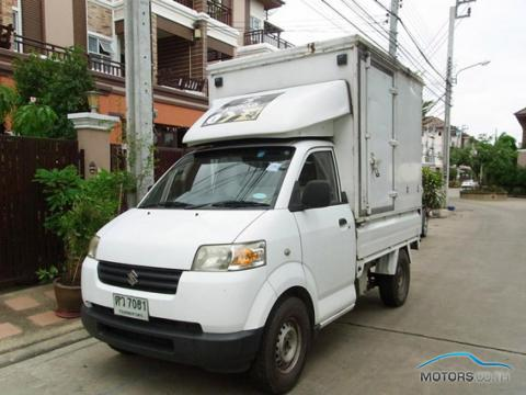 New, Used & Secondhand Cars SUZUKI CARRY (2007)