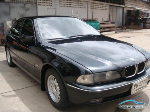 New, Used & Secondhand Cars BMW SERIES 5 (2001)