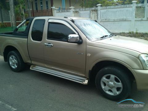 New, Used & Secondhand Cars ISUZU D-MAX (2002-2006) (2002)