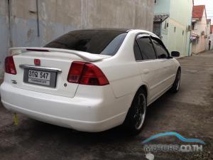 รถใหม่, รถมือสอง HONDA CIVIC (2002)