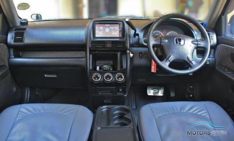 Secondhand HONDA CR-V (2002)