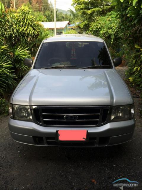 New, Used & Secondhand Cars FORD RANGER (2002)