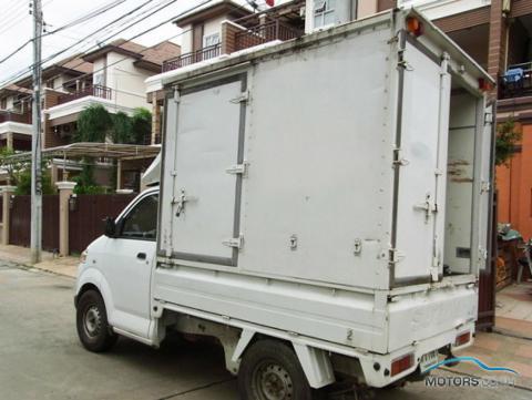 รถมือสอง, รถยนต์มือสอง SUZUKI CARRY (2007)
