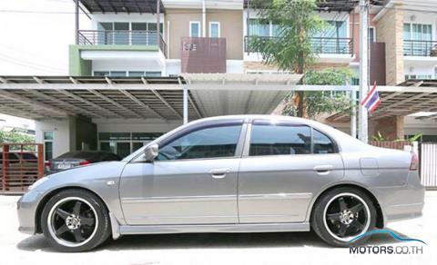 รถใหม่, รถมือสอง HONDA CIVIC (2004)