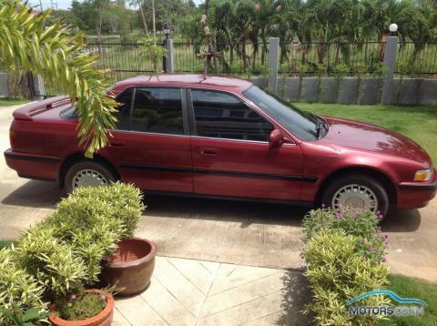 รถมือสอง, รถยนต์มือสอง HONDA ACCORD (1991)