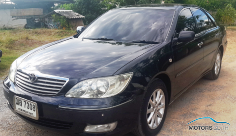 New, Used & Secondhand Cars TOYOTA CAMRY (2002)