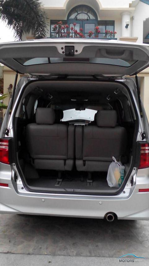 รถมือสอง, รถยนต์มือสอง TOYOTA ALPHARD (2006)