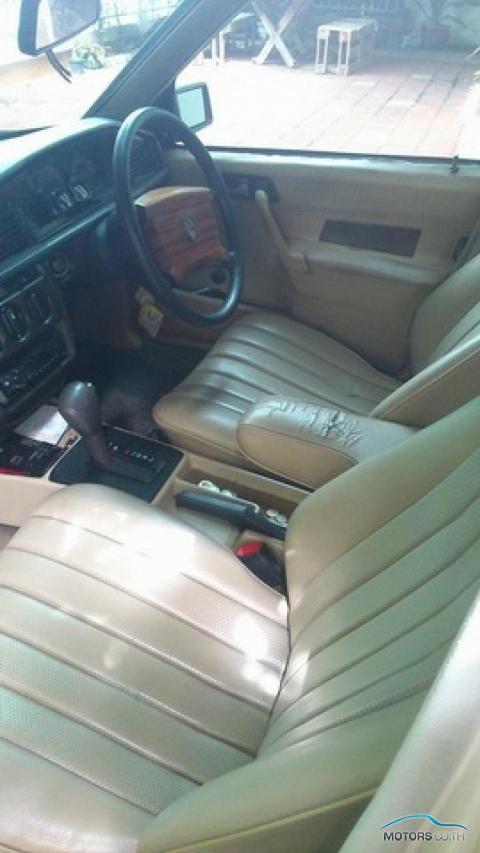 รถมือสอง, รถยนต์มือสอง MERCEDES-BENZ E CLASS (1985)