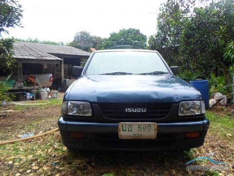 รถมือสอง, รถยนต์มือสอง ISUZU DRAGON EYE (1996-1999) (1999)