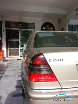 New, Used & Secondhand Cars MERCEDES-BENZ C CLASS (2000)