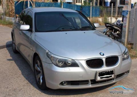 รถใหม่, รถมือสอง BMW SERIES 5 (2005)