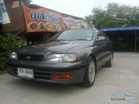 รถใหม่, รถมือสอง TOYOTA CORONA (1996)