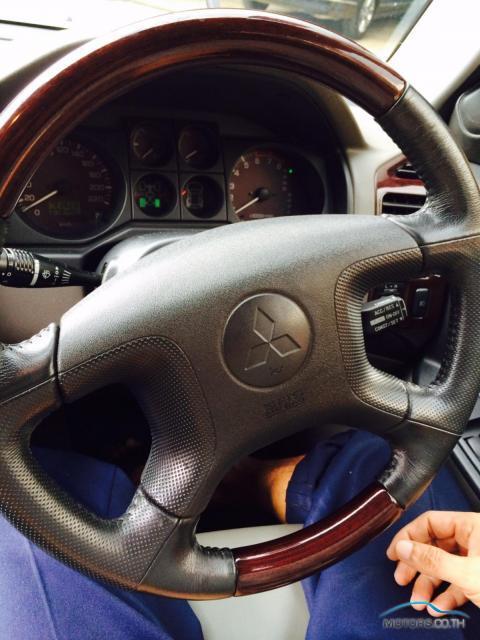 รถมือสอง, รถยนต์มือสอง MITSUBISHI PAJERO (2000)