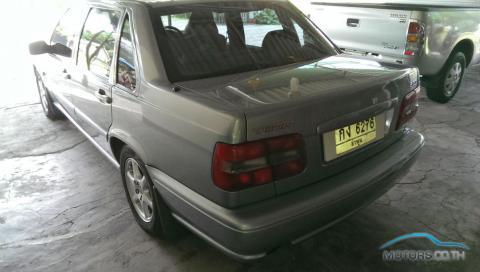 รถใหม่, รถมือสอง VOLVO S70 (2001)