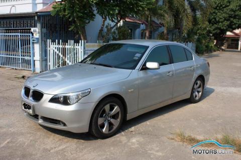 รถมือสอง, รถยนต์มือสอง BMW SERIES 5 (2005)