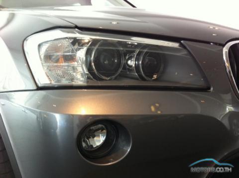 รถใหม่, รถมือสอง BMW X3 (2013)