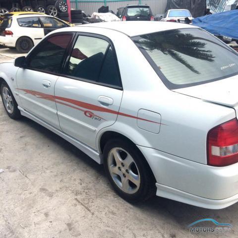 รถมือสอง, รถยนต์มือสอง MAZDA 323 (2003)