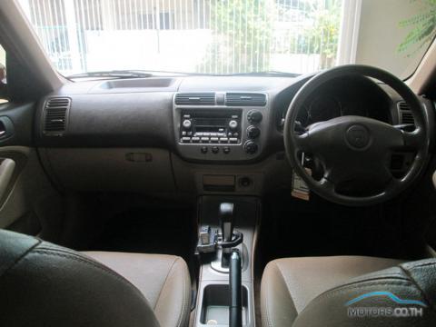 รถมือสอง, รถยนต์มือสอง HONDA CIVIC (2003)