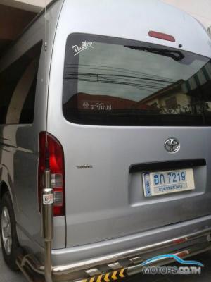 รถมือสอง, รถยนต์มือสอง TOYOTA ALPHARD (2005)