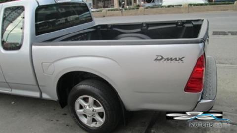 รถมือสอง, รถยนต์มือสอง ISUZU D-MAX (2005-2011) (2010)