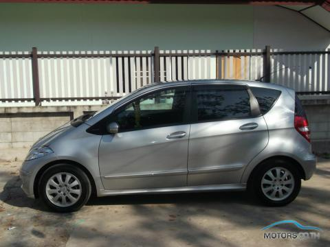 Secondhand MERCEDES-BENZ A CLASS (2008)