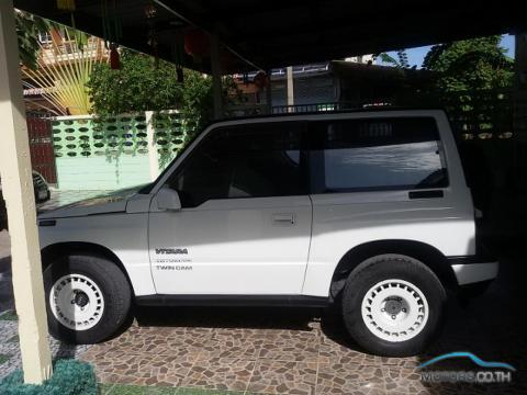 New, Used & Secondhand Cars SUZUKI VITARA (1993)