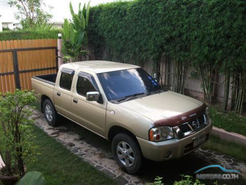 รถใหม่, รถมือสอง NISSAN BIG-M FRONTIER 1-2 (2004)