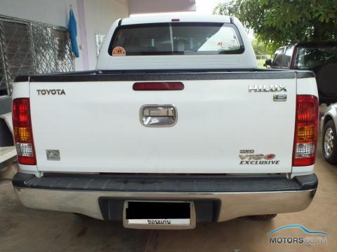 รถมือสอง, รถยนต์มือสอง TOYOTA HILUX VIGO (2007)