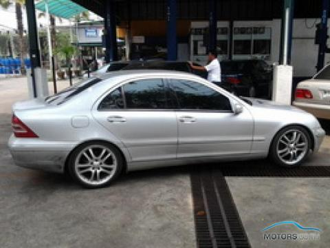 New, Used & Secondhand Cars MERCEDES-BENZ C CLASS (2003)