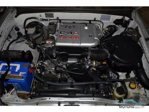 รถใหม่, รถมือสอง TOYOTA HILUX TIGER D4D (2002)