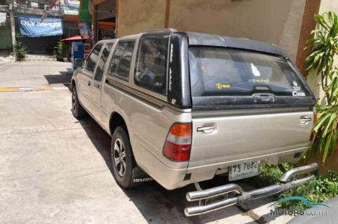 รถมือสอง, รถยนต์มือสอง ISUZU DRAGON EYE (1996-1999) (1997)