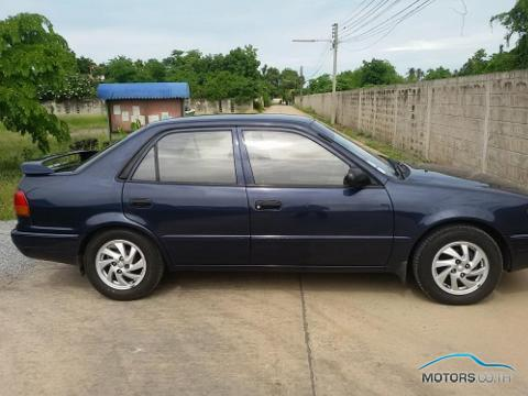 New, Used & Secondhand Cars TOYOTA COROLLA (1996)