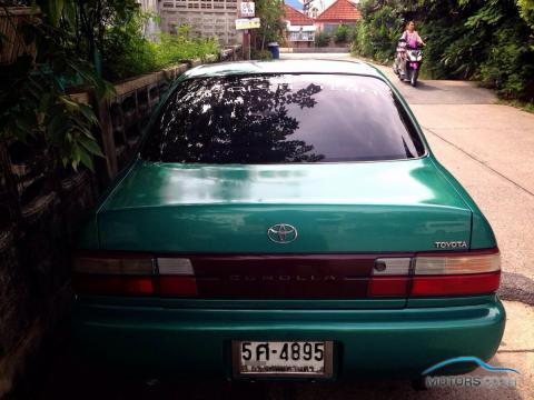 รถใหม่, รถมือสอง TOYOTA COROLLA (1995)