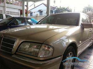 รถมือสอง, รถยนต์มือสอง MERCEDES-BENZ C CLASS (2000)
