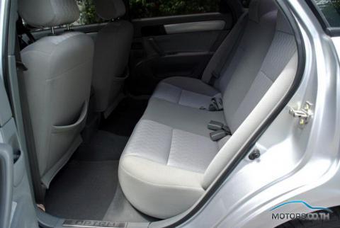 รถมือสอง, รถยนต์มือสอง CHEVROLET OPTRA (2008)