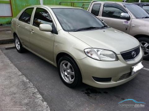 รถมือสอง, รถยนต์มือสอง TOYOTA VIOS (2004)