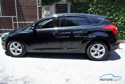 Secondhand FORD FOCUS (2013)