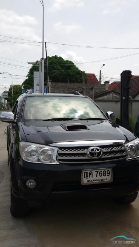 New, Used & Secondhand Cars TOYOTA FORTUNER (2011)