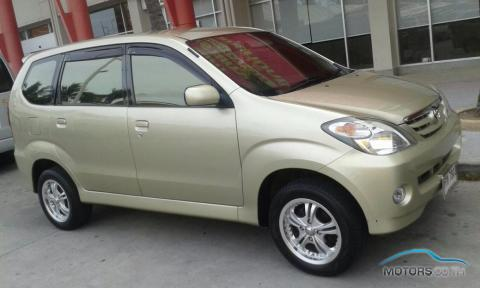 รถมือสอง, รถยนต์มือสอง TOYOTA AVANZA (2005)