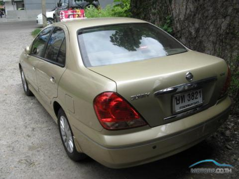 New, Used & Secondhand Cars NISSAN SUNNY (2004)