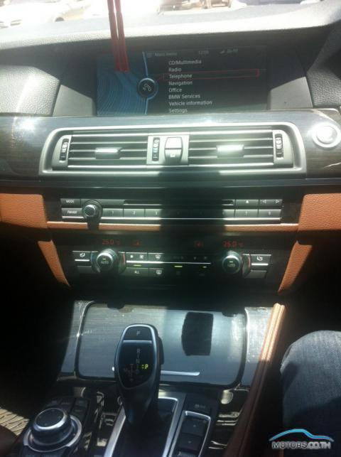 New, Used & Secondhand Cars BMW SERIES 5 (2011)