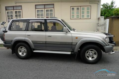 รถมือสอง, รถยนต์มือสอง TOYOTA LAND CRUISER (1997)