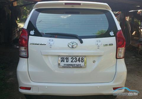 New, Used & Secondhand Cars TOYOTA AVANZA (2012)