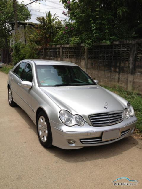 รถใหม่, รถมือสอง MERCEDES-BENZ C CLASS (2005)