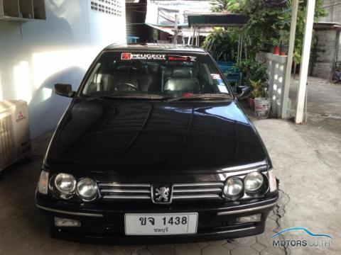 Secondhand PEUGEOT 405 (1992)