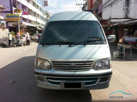 New, Used & Secondhand Cars TOYOTA HIACE (2004)