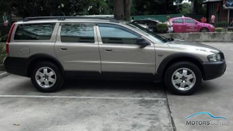 Secondhand VOLVO XC70 (2002)