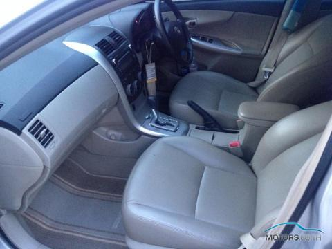 New, Used & Secondhand Cars TOYOTA ALTIS (2011)