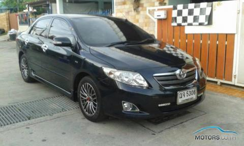New, Used & Secondhand Cars TOYOTA ALTIS (2008)